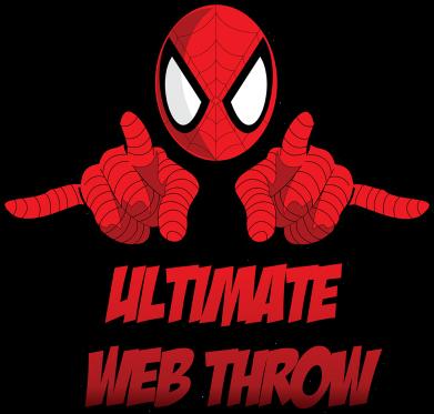 Принт Кепка Ultimate Web Throw, Фото № 1 - FatLine