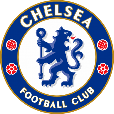 Принт Мужская толстовка на молнии FC Chelsea - FatLine