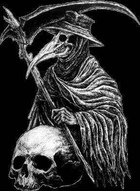Принт Кружка 320ml Plague Doctor graphic arts, Фото № 1 - FatLine