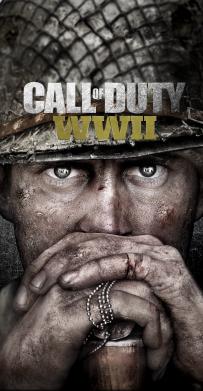 Принт Чехол для Samsung A6s Call of Duty WWII, Фото № 1 - FatLine