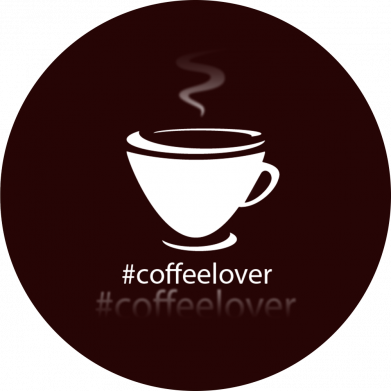 Принт Кепка #CoffeLover, Фото № 1 - FatLine