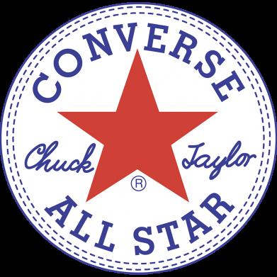 Принт Жіноча футболка Converse, Фото № 1 - FatLine