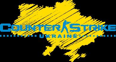 Принт Женская футболка Cs go mapa Ukraine, Фото № 1 - FatLine