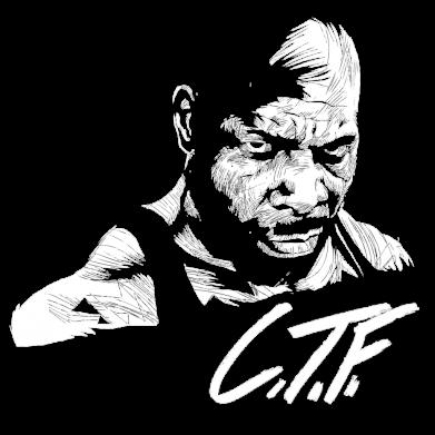 Принт Детская футболка C.T.F. - FatLine