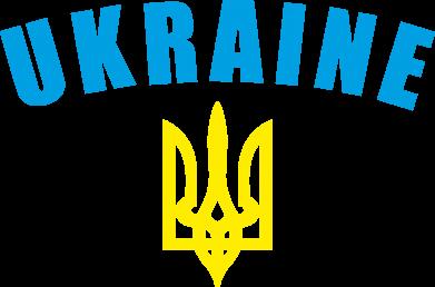 Принт Снепбек Ukraine + герб - FatLine