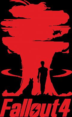 Принт Кружка эмалированная Fallout 4 Art, Фото № 1 - FatLine