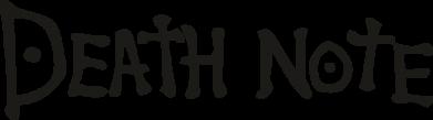 Принт Жіноча футболка Death note name, Фото № 1 - FatLine