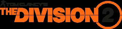 Принт Жіноча футболка The division 2 logo, Фото № 1 - FatLine