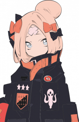 Принт Кружка 320ml Girl in a jacket, Фото № 1 - FatLine