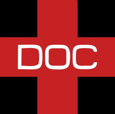 Принт Жіноча футболка DOC, Фото № 1 - FatLine