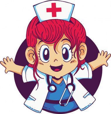 Принт Жіноча футболка Young doctor, Фото № 1 - FatLine