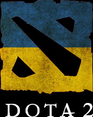 Принт Штаны Ukraine Dota Team - FatLine
