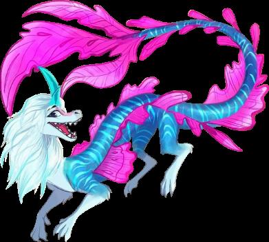Принт Кружка 320ml Sisu Water Dragon, Фото № 1 - FatLine