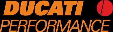 Принт Женская футболка Ducati Perfomance - FatLine