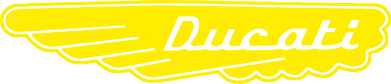 Принт Женская толстовка Ducati Motors - FatLine