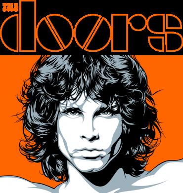 Принт Кепка The Doors, Фото № 1 - FatLine