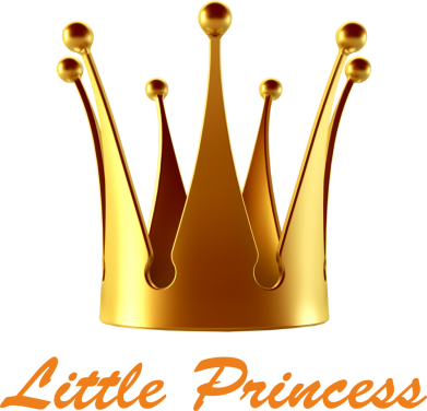Принт Кружка 320ml Little Princess - FatLine