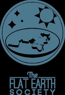 Принт Жіноча футболка The flat earth society, Фото № 1 - FatLine