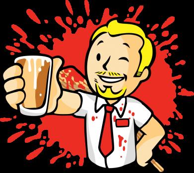 Принт Жіноча футболка Fallout  boy blood, Фото № 1 - FatLine