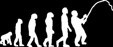 Принт Кепка Еволюція рибалки, Фото № 1 - FatLine