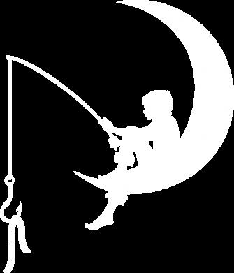 Принт Кепка Мальчик рыбачит, Фото № 1 - FatLine