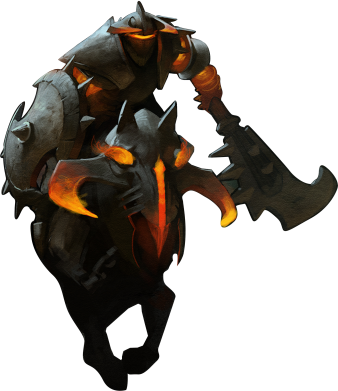 Принт Кепка-тракер Dota 2 Chaos Knight - FatLine