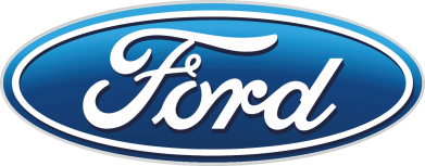 Принт Майка-тельняшка Ford 3D Logo - FatLine