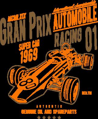 Принт Жіноча футболка Formula, Фото № 1 - FatLine