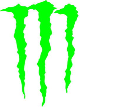 Принт Реглан Monster Energy FoX - FatLine