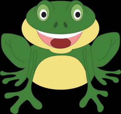 Принт Женская футболка Cute toad, Фото № 1 - FatLine