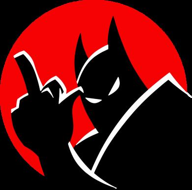 Принт Жіноча футболка Fuck Batman, Фото № 1 - FatLine
