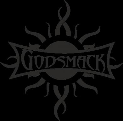 Принт Фляга Godsmack - FatLine