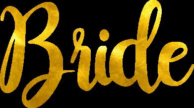 Принт Жіноча футболка Bride, Фото № 1 - FatLine