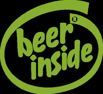 Принт Реглан Beer Inside - FatLine