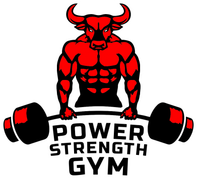 Принт Штаны Power Strenght Gym - FatLine