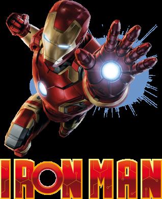 Принт Жіноча футболка Iron Man 2, Фото № 1 - FatLine
