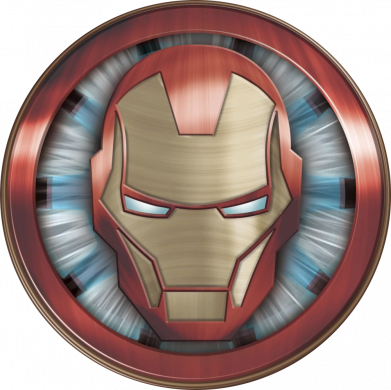 Принт Жіноча футболка Iron man helmet wood texture, Фото № 1 - FatLine