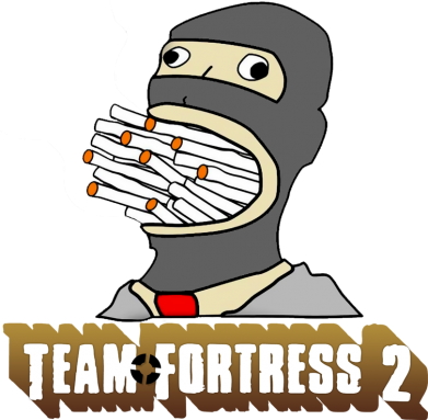 Принт Кепка Team Fortress 2 Art, Фото № 1 - FatLine