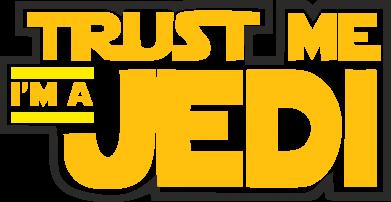 Принт Кружка 320ml Trust me, I'm a Jedi - FatLine