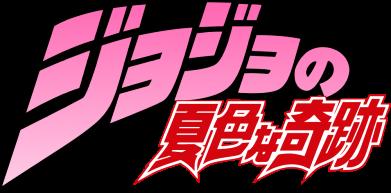 Принт Женская футболка JoJo's Bizarre Adventure logotype, Фото № 1 - FatLine