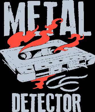 Принт Жіноча футболка Metal detector, Фото № 1 - FatLine