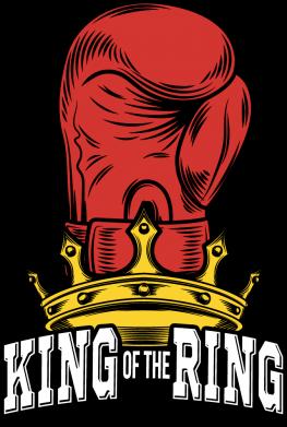 Принт Жіноча футболка king of the Ring, Фото № 1 - FatLine