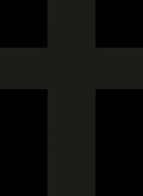 Принт Жіноча футболка Solid cross, Фото № 1 - FatLine