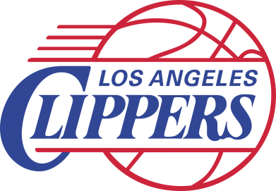 Принт Футболка Поло Los Angeles Clippers - FatLine