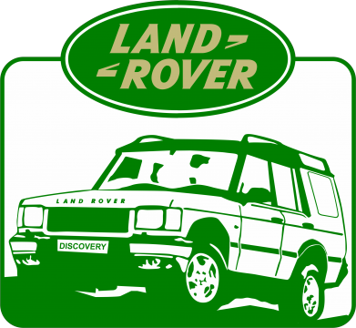 Принт Фартук Land Rover - FatLine