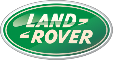 Принт Фартук Логотип Land Rover - FatLine