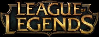 Принт Женская футболка League of legends logo, Фото № 1 - FatLine