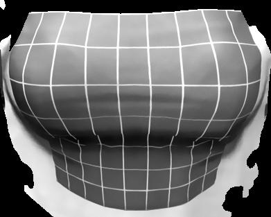 Принт Жіноча футболка Об'ємна груди, Фото № 1 - FatLine