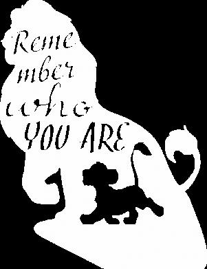 Принт Кепка Remember who you are, Фото № 1 - FatLine