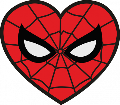 Принт Жіноча футболка Love spider man, Фото № 1 - FatLine